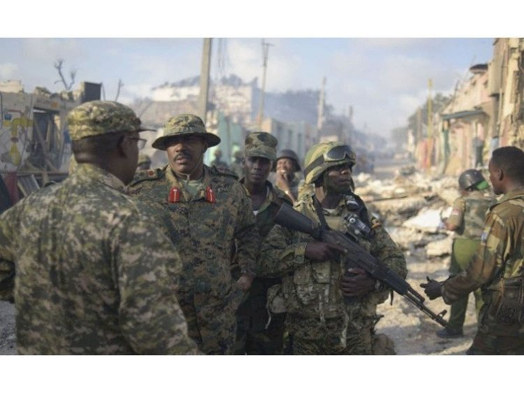 Somalia Rejects African Union Proposal For Hybrid Forces